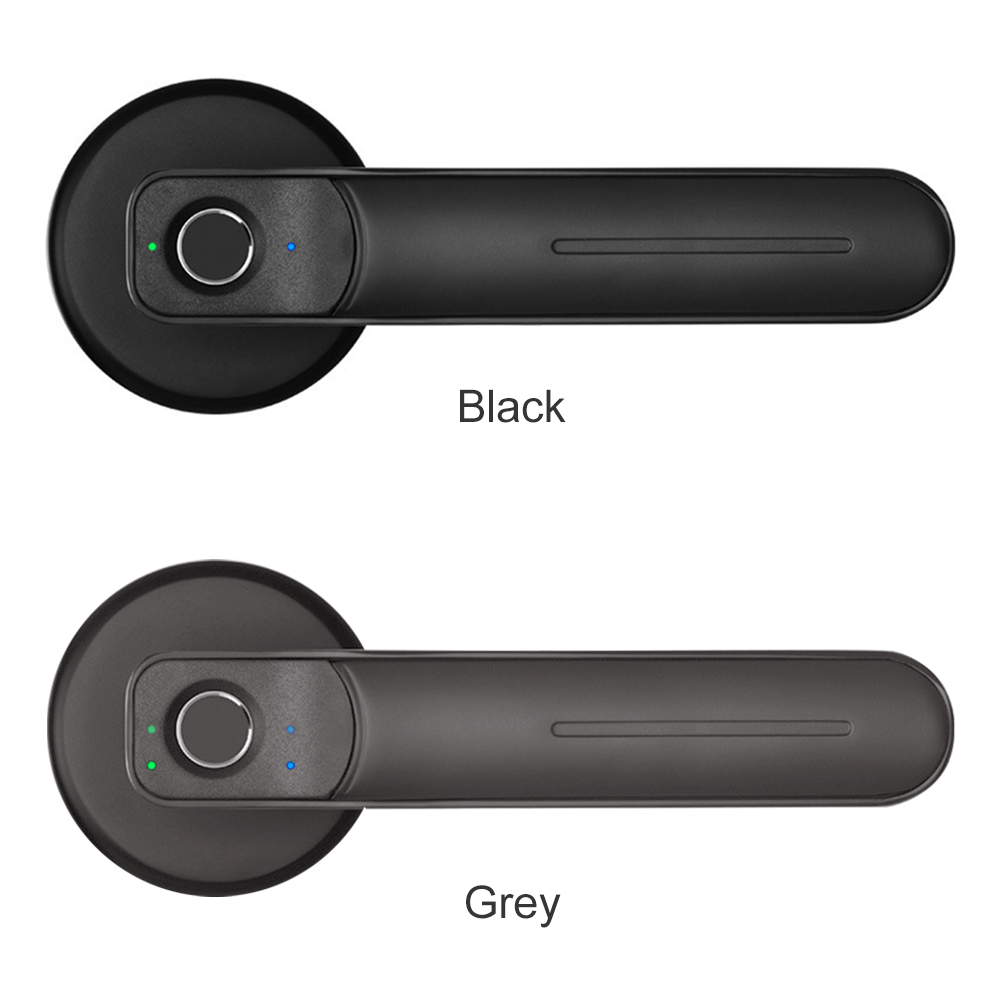USB-порт, отпечаток пальца, дверной замок, электрическая умная квартира, цинковый сплав, семейная ручка, бесключевой доступ, дом, офис, безопас...