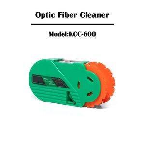 Image 5 - 2 Pieces Optical Fiber Connector Cleaner KCC 550/KCC 600 Cassette FTTH Fiber Optic Tool Kit Ehernet Networking
