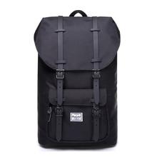 Bodachel mode sac à dos pour hommes et femmes 15.6 sac à dos pour ordinateur portable grand mâle résistant à leau Durable voyage sac à dos concepteur