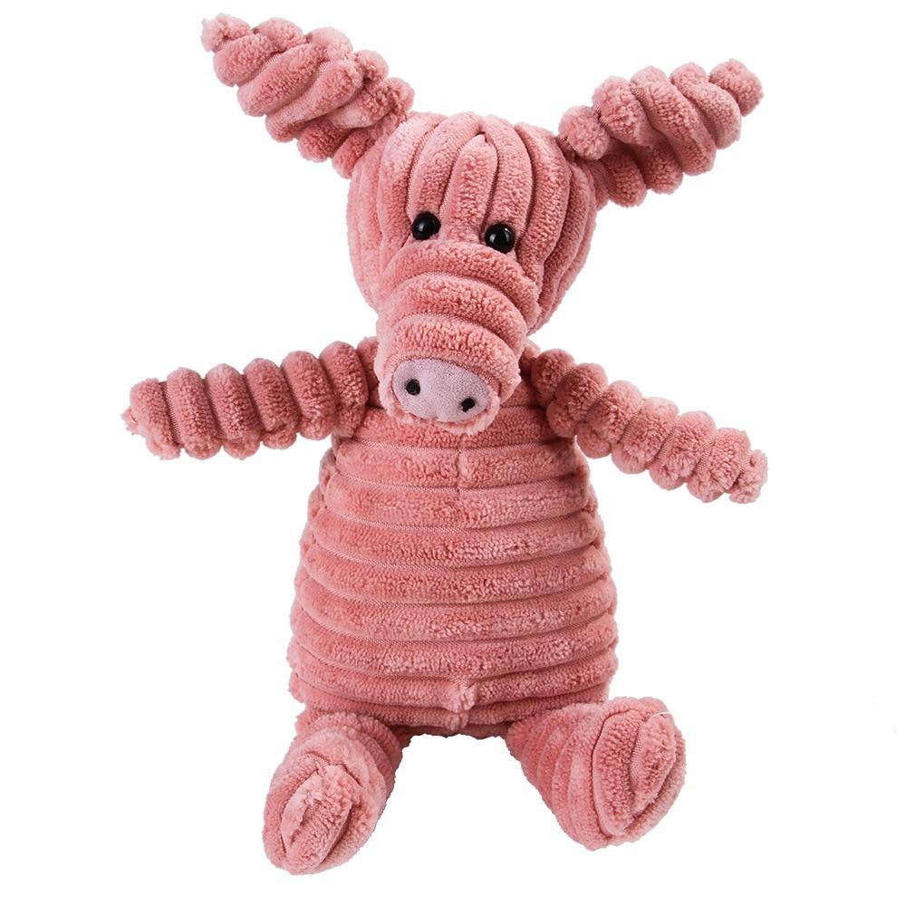 Вельветовая игрушка для маленьких и больших собак, жевательная игрушка для питомцев, щенков, жевательная игрушка, аксессуары для домашних животных-1