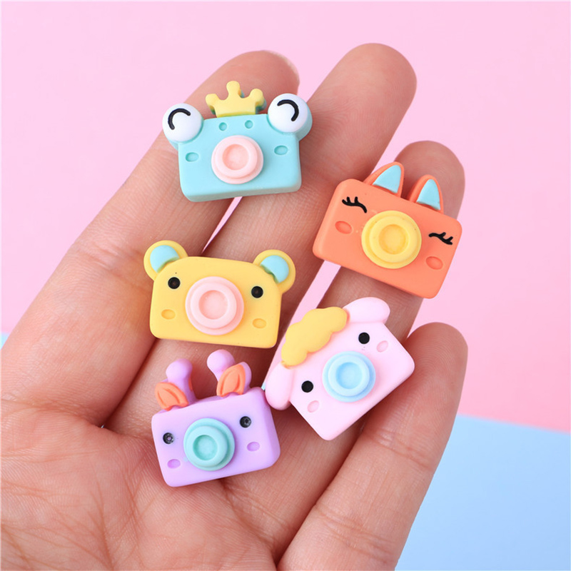 3 or 5 pc Toilet Paper Planar Resin Flat back Cabochon Hair Bow Center Craft Supply