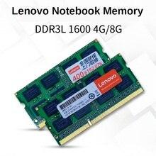 Lenovo Ram DDR3 4GB 8GB 1600MHz 1333 memoria Notebook RAM 204Pin Laptop Memory New dimm stand by AMD/intel
