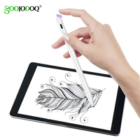 For apple pencil 2018 for ipad pro 11 pencil goojodoq pen stylus for apple pencil 2 case for ipad pen drawing tablet black white