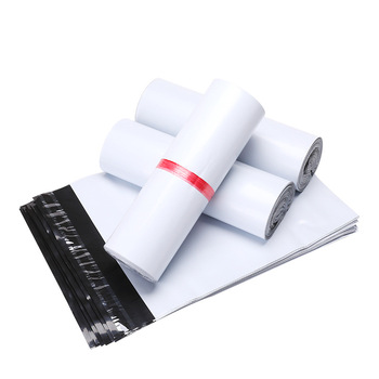 Self-Seal Adhesive Mailing Bags 100Pcs/Lot 34cm*46cm Courier Bag Poly Mailers Plastic Envelope Express Dropship