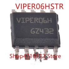 Free shipping NEW 10PCS/LOT VIPER06HSTR VIPER06H VIPER06 SOP-10