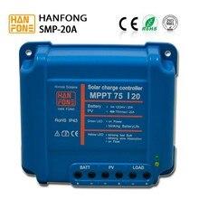 10a 15a 20a controlador de carga solar mppt 12/24v trabalho automático dupla usb 5v saída solar regulador de painel de célula solar controlador de carga solar