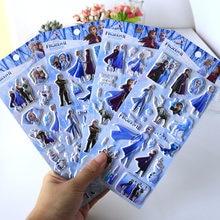 Disney игрушки наклейки «Холодное сердце» 2 Pixar машинки принцессы Софии с рисунком из мультфильма «Мой Маленький Пони» Детская одежда с рисунк...