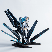 New arrival Quality Edition BEATLESS Lacia 2018 (BLACK MONOLITH) Deployed Ver. 1/8 PVC Action Figure  Future Warrior Gril Model