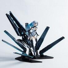 Nuovo arrivo di Qualità Edizione BATTUTA Lacia 2018 (NERO MONOLITH) Distribuito Ver. 1/8 PVC Action Figure Futuro Guerriero Gril Modello