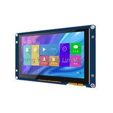 X5 المسلسلات TJC8048X550_011C 5 بوصة بالسعة الشاشة 232/TTL المنفذ التسلسلي دعم RTC/ IO /EEPRM دعم الصوت والفيديو