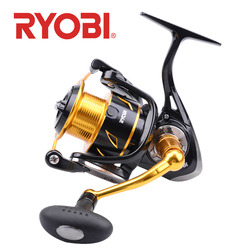 RYOBI LEGACY Spinning Fishing Reel 2000/3000/4000/6000/8000 Gear Ratio5.0:1/5.1:1 5 + 1BB Max Drag 2.5kg/5kg kołowrotki Frishing Wheels