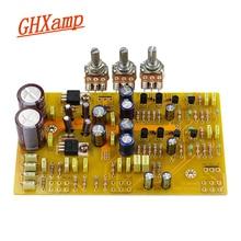 GHXAMP HIFI מגבר טון לוח באופן מלא בדיד LM317/337 טרבל נמוך תדר להתאים עבור בריטניה NAD3020 Amp מראש אמפר