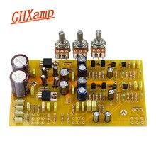 GHXAMP HIFI Tone Voorversterker Board Volledig Discrete LM317/337 Treble Lage Frequentie Passen Voor UK NAD3020 Amp Pre  AMPS