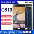 Оригинальный дисплей 5,5 дюйма для SAMSUNG Galaxy J7 Prime 2016, ЖК-дисплей G610 G610F G610M для SAMSUNG G610, ЖК-дисплей с сенсорным экраном и дигитайзером