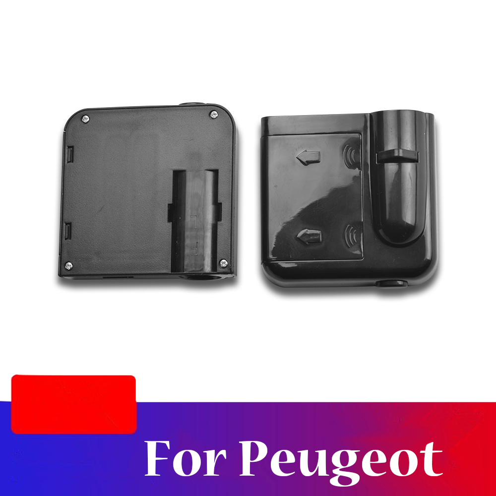 For <font><b>PEUGEOT</b></font> 108 2008 3008 <font><b>301</b></font> 308 408 5008 508 2 Pieces LED Car Door Light Courtesy Logo Laser Projector Ghost Shadow <font><b>Lamp</b></font> image