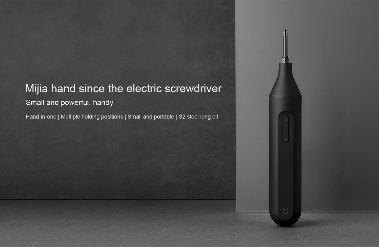 Mi manual&automatic electric screwdriver