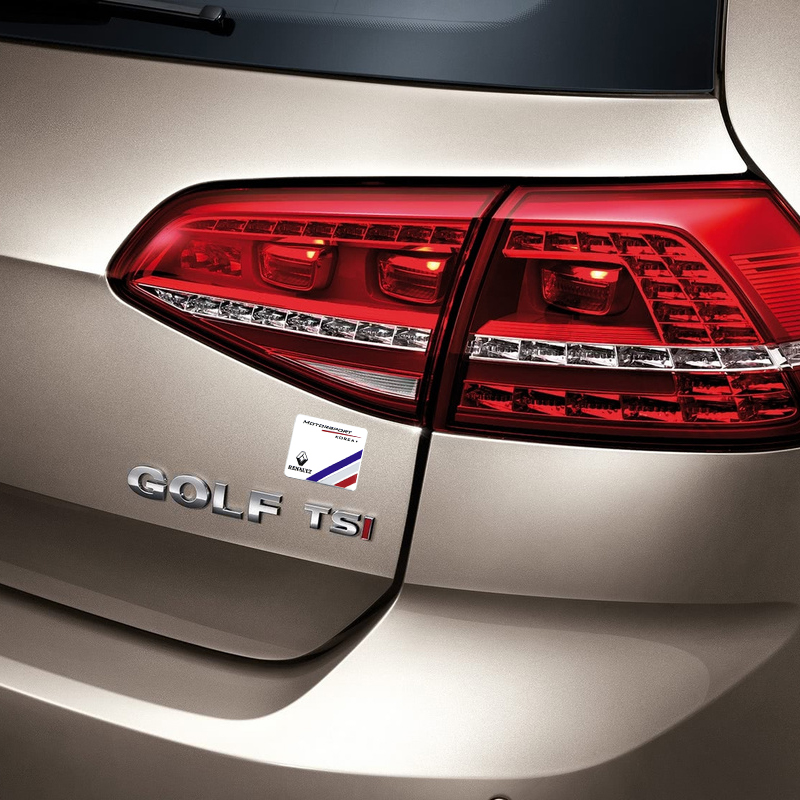 Декоративная наклейка 3d Алюминиевый автомобильный значок эмблема