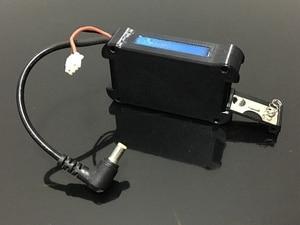 Image 4 - Boîtier de batterie 7.4V 18650 Li ion, boîtier DC5.5 x 2.5 pour lunettes FATSHARK FPV, vidéo, casque sans batterie Drone RC