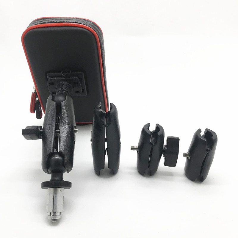Phone Holder In Fork Stem Mount Bracket Motorcycle Navigation Bracket For Yamaha YZF R1 2002-2017 R6 2006-2017 R1M 2007 2008
