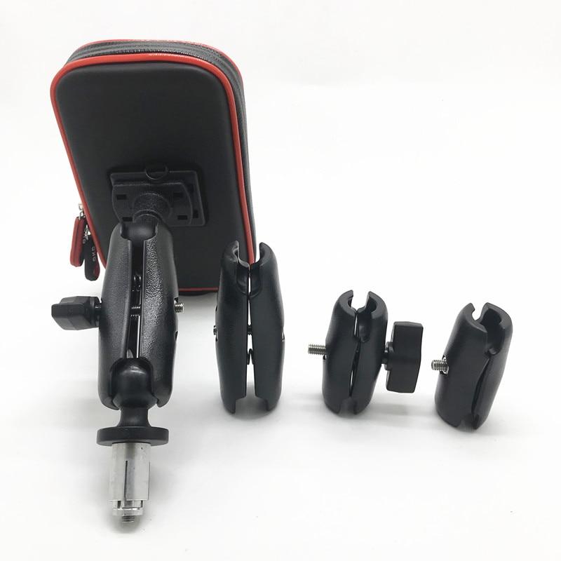 Phone Holder In Fork Stem Mount Bracket Motorcycle Navigation Bracket for Yamaha YZF R1 2002-2017 R6 2006-2017 R1M 2007 2008