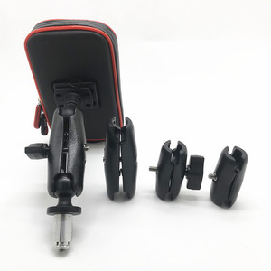 Image 1 - Phone Holder In Fork Stem Mount Bracket Motorcycle Navigation Bracket for Yamaha YZF R1 2002 2017 R6 2006 2017 R1M 2007 2008