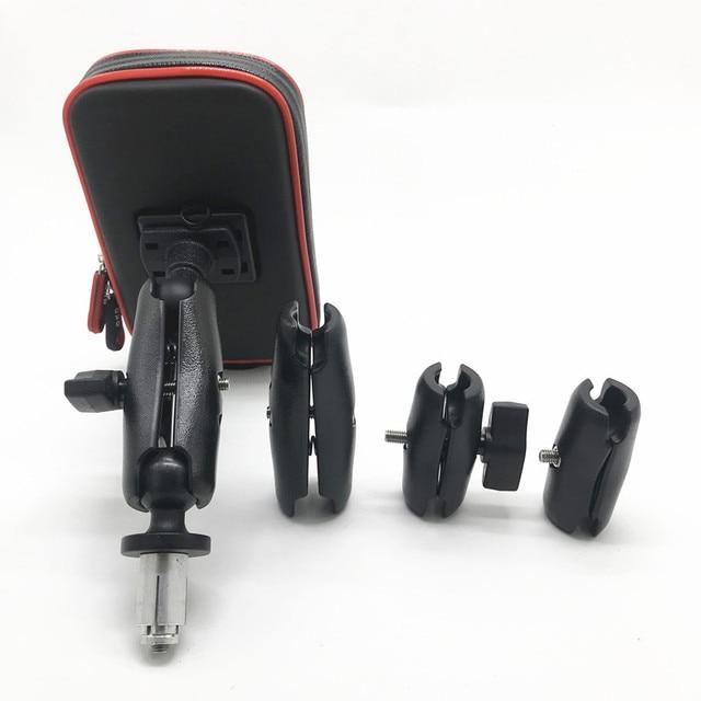 Phone Holder In Fork Stem Mount Bracket Motorcycle Navigation Bracket for Yamaha YZF R1 2002 2017 R6 2006 2017 R1M 2007 2008