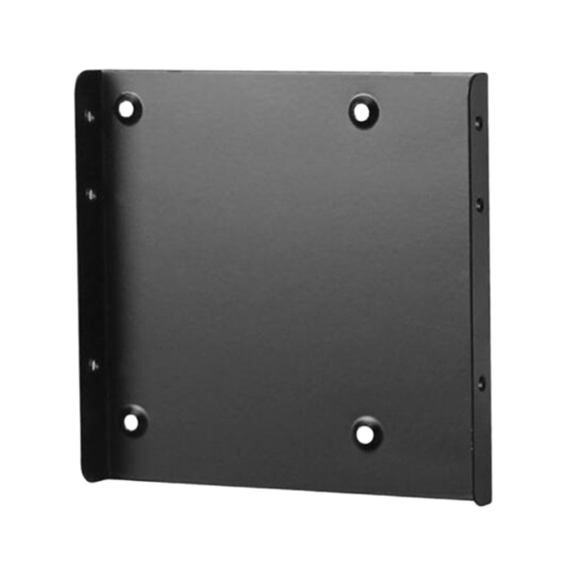 <font><b>SSD</b></font> Ultra-Thin Mounting Bracket Kit 2.5 inch to <font><b>3.5</b></font> inch Drive Bay Metal <font><b>Adapter</b></font> image