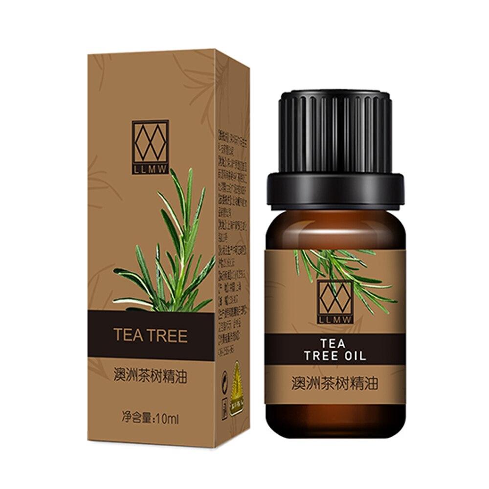 Натуральный растительный экстракт 10 мл, эфирное масло австралийского чайного дерева, стерилизация акне