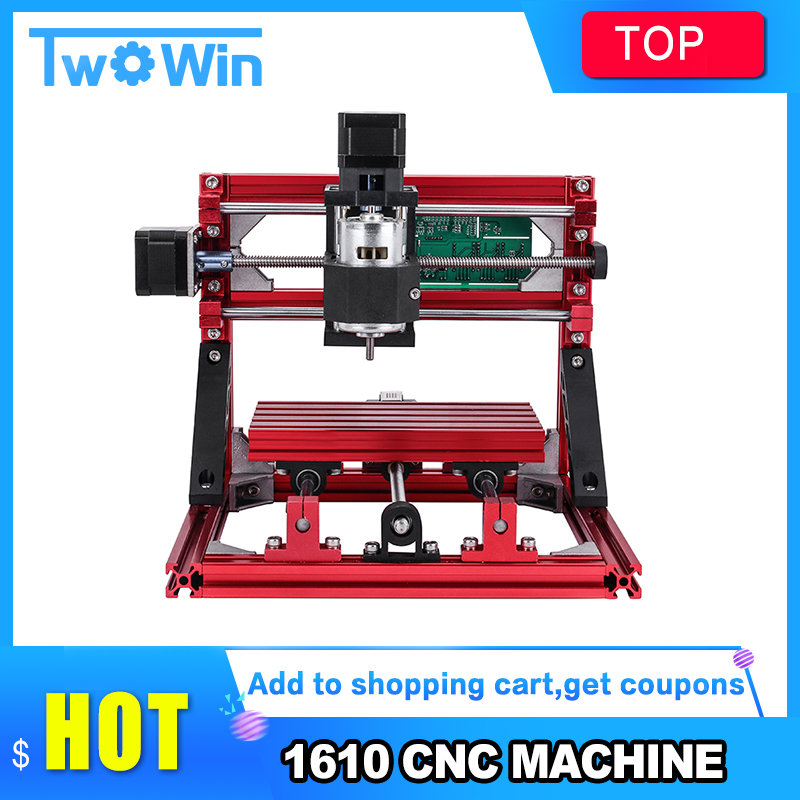 CNC 1610with ER11 ,diy Cnc Engraving Machine,mini Pcb Milling Machine,Wood Carving Machine,cnc Router,cnc1610,best Advanced Toys