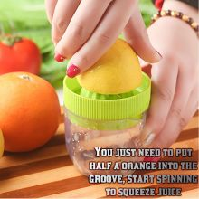 Manual Juicer Multi-Function Lemon Double Thickening Orange Juice KitchenTools