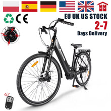 Electric Bike 28 Inch City Bicycle 250W Mens Women's Ebike Bafang M200 Torque Sensor Motor 700C Urban E-bike 140KM CE Approval