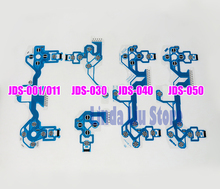 PS4 ため JDM 050 JDS 040 リボン回路ジョイスティックフレックスケーブル導電性フィルムプレイステーション 4 プロ JDS 001 030 コントローラ 30 個