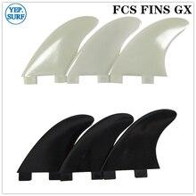 High Quality Single Fin Green Fibreglass Surf Fins 8 inch Longboard Center