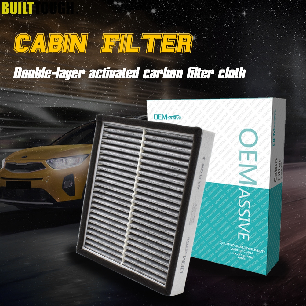 CABIN AIR FILTER FOR INFINITI FITS QX80 2014-2016