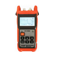 CY190S MINI OTDR VFL Fiber Optical Ranger Visual Electronic Cable Fault Locator Visual Fault Locator