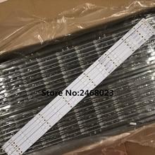 Светодиодный задний светильник полоска для OC 43 дюйма Hai er 43CH6000 оригинальный светильник полосы LB PF3528 GJD2P5C435X10 B экран TPT430H3 10 ламп