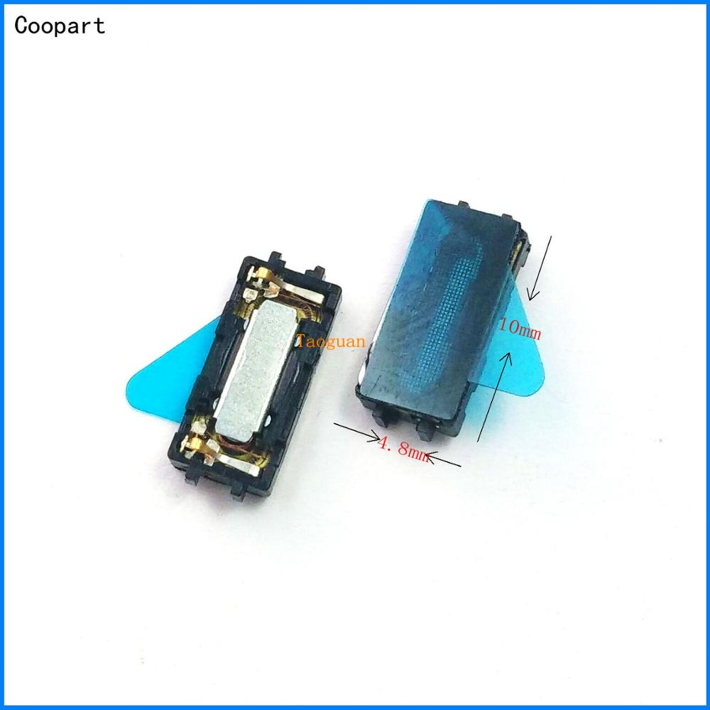 2pcs/lot Coopart New Earpiece Ear Speaker Receiver For Nokia 5610 E90 7310 8800 8800A Arte X3-00 C5 C6 7100 N800 Lumia 800 X3-02