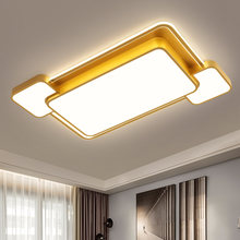 Новый светодиодный Потолочные светильники Золотая рамка для