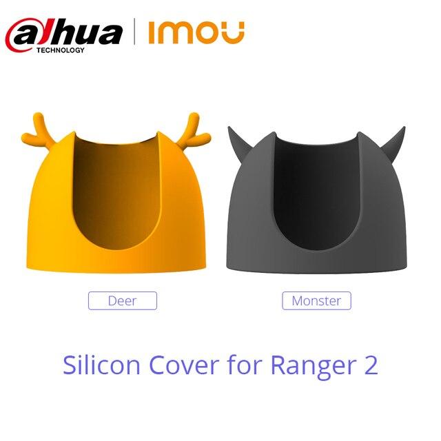 Dahua ranger 2 imou câmera ip proteção capa de silicone ranger 2 acessórios shatter resistente vestir capa de silicone