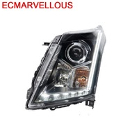 Lamp Luces Para Auto Automovil Led Daytime Running Automobiles Headlights Car Lights Assembly 10 11 12 13 14 15 FOR Cadillac SRX