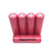 MasterFire 5pcs/lot Sanyo 18650 UR18650AA 2200mah Rechargeable Lithium Battery Lamp Flashlight LED Torch Laptop Batteries