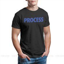 Homens A Prática do Bobby Donnell Legal Drama TV Estilo Homme T-Shirt Azul Branco Puro Algodão T-shirt Harajuku
