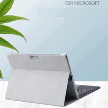 Funda protectora mate para Microsoft Surface Pro 7 6 5 4, funda de bolsa impermeable para tableta Surface Pro 7