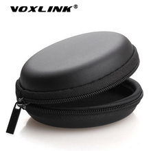 цена на VOXLINK Mini lightweight storage Zipper storage Bag Suitable for Headphone memory card USB flash drive USB cable All small items
