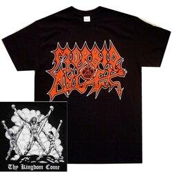 Camiseta da banda do metal da morte do officl do xl xxl