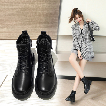 Fashion Women Ankle Boots 2020 Womens Martin Crystal Soles Platform For Woman Hot Motorcycle Winter 043344