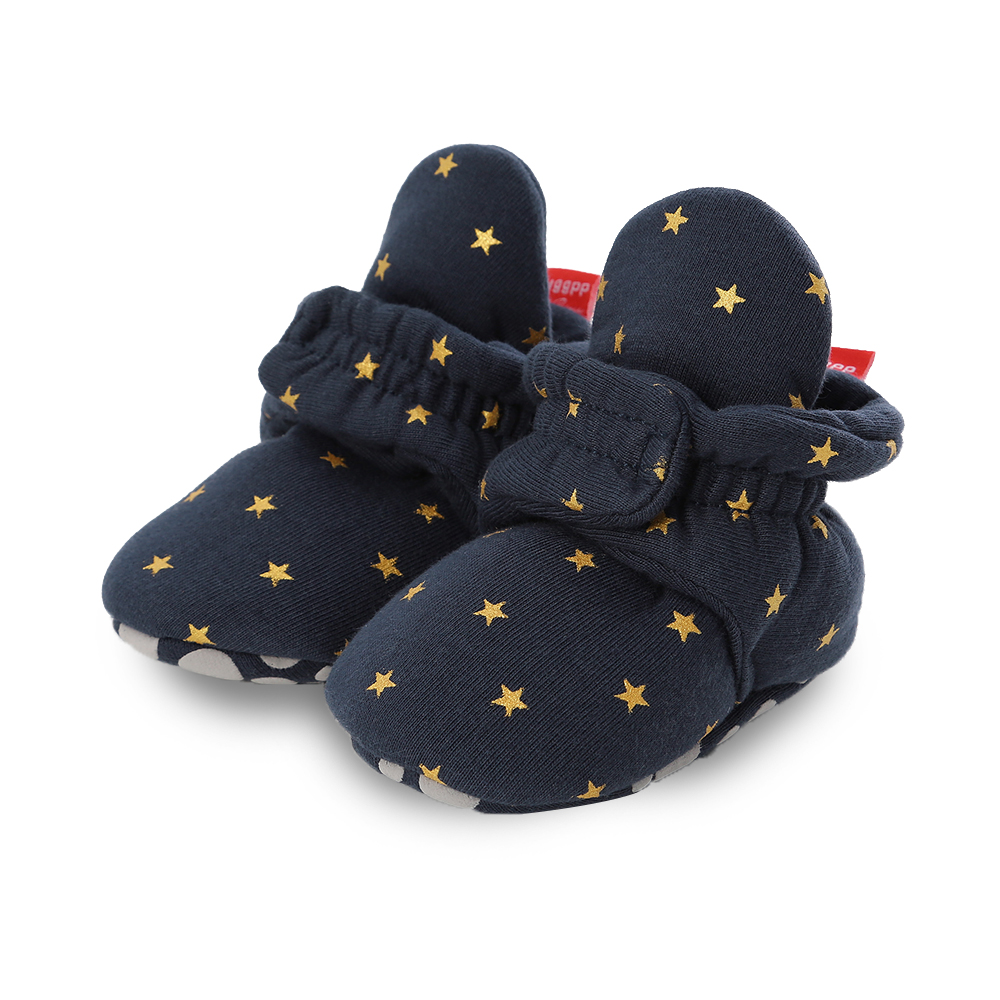 Newborn Shoes Warm Socks Toddler Boots Winter First Walker Baby Girls Boys Soft Sole Snow Booties Unisex Crib Shoes zapatos bebe 3