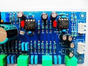 Image 5 - تيار مستمر 12 فولت 24 فولت OPA2604 OPAMP ستيريو Preamp قبل مكبر للصوت حجم لهجة لوحة تحكم مكبر للصوت مجلس المتكلم