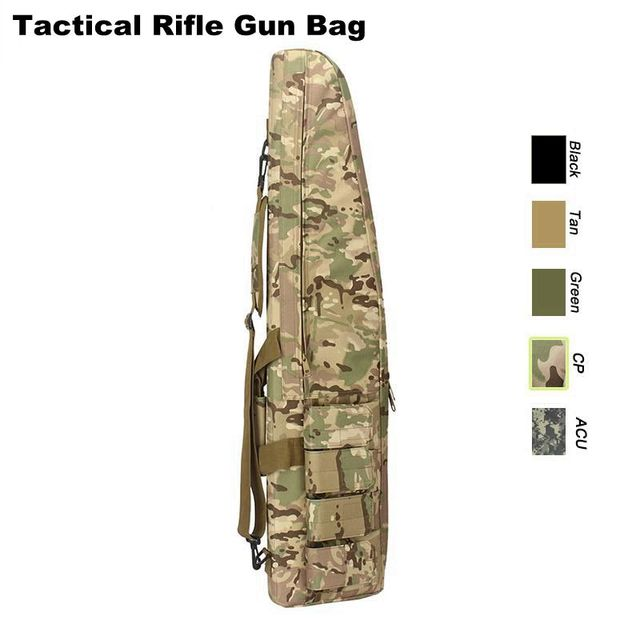 Outdoor Tactical Hunting Rifle case Gun Bag Tactical Air Rifle holsters Airgun pouch Gun Protection Case With Shoulder Strap