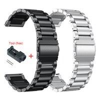 Metalen Band Voor Huawei Horloge GT2e / GT2 46Mm Honor Magic 2 Smart Band Armband Roestvrij Bandjes Voor Gt 2e Pols Band Correa